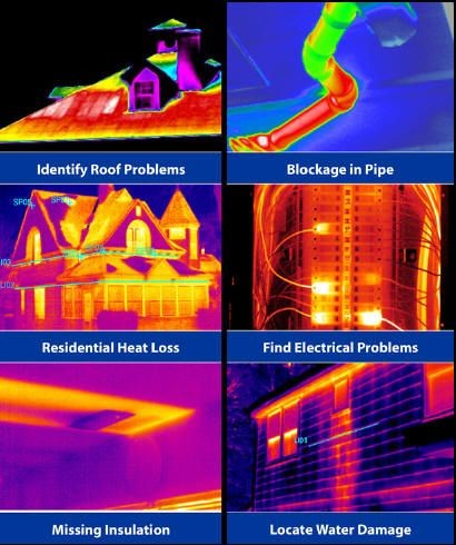 Thermal Imaging Camera Thermal Building Inspections In Perth