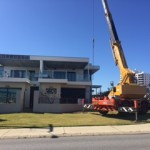 Renovations and maintenance of luxury townhouses: Oversby Street, Stage 1